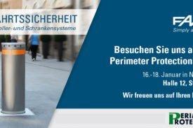 Perimeter Protection, Poller, Sicherheit, Terrorschutz